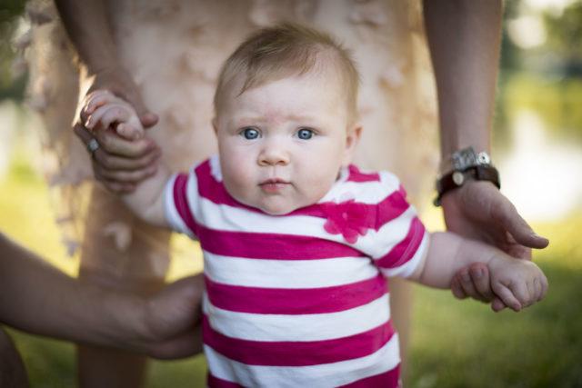Family Photographer, Babies