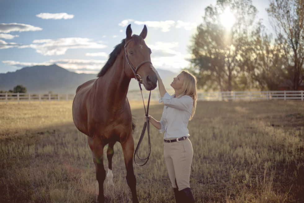Equestrian Photography, Boulder Colorado